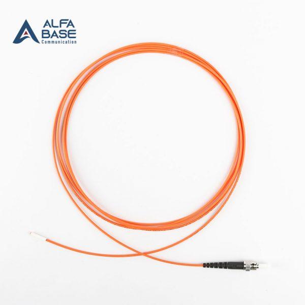 สาย Fiber Optic Pigtail Multimode แบบ ST OM1/OM2