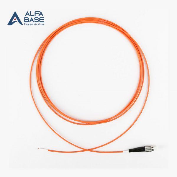 สาย Fiber Optic Pigtail Multimode แบบ FC OM1/OM2