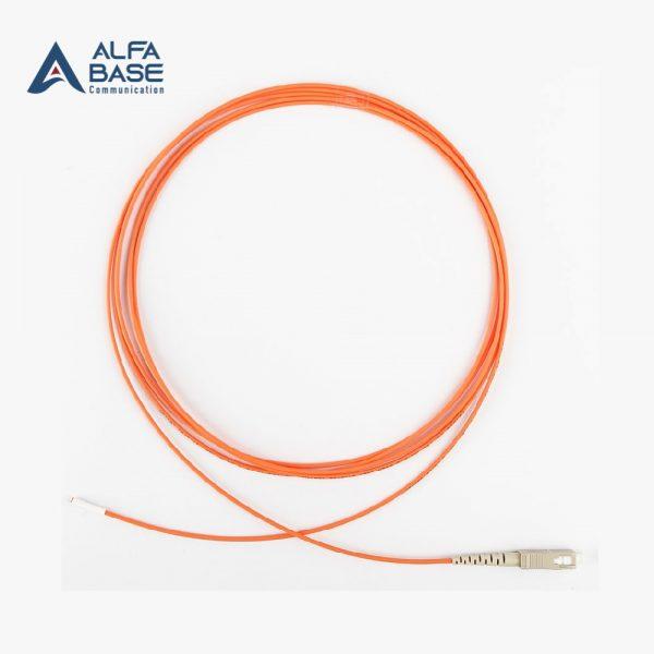 สาย Fiber Optic Pigtail Multimode แบบ SC OM1/OM2