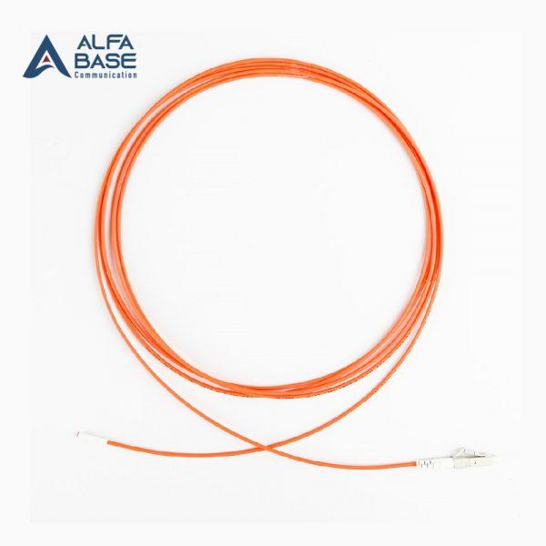 สาย Fiber Optic Pigtail Multimode แบบ LC OM1/OM2